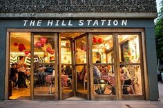 The Hill Station Café   10 Inspirational Community Cafes In London
