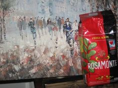 Rosamonte Yerba Mate – Takes A Brother Back