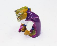 Beauty and the Beast Plastic Coin Bank, Vintage Disney Beauty and Beast Money Bank, Vintage Piggy Bank Disney Collectible, Vintage Bank Vintage Disney, Vintage Barbie, Disney Bedrooms, Light Painting, Handmade Items, Handmade Gifts, Cat Gifts, Doll Accessories, Beautiful Dolls