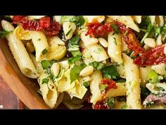 Mediterranean Pasta Salad Recipe | Little Spice Jar