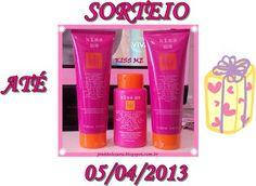 Pinkbelezura: ENCERRADO- Sorteio Kit  Linha Kiss Me - Lola Cosme...