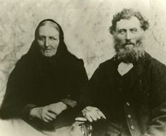 My great great grandparents Aslak Aslakson and Gurina Håvardsdotter. This picture is also a little photoshoppet because they originally were separate pictures. Great Grandparents, My Dad, I Got This, Separate, Dads, Pictures, Photos, Pull Apart, Fathers
