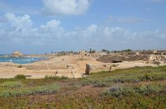 Caesarea lies on a sandy shore of the Mediterranean, about half way between Tel Aviv and Haifa. This most fertile area of ancient Judea is the site of one of the most important cities of the Roman …