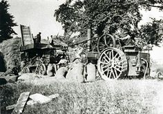 Image Display Agriculture Tractor, Farming, Agricultural Revolution, Steam Tractor, Milton Keynes, Steamers, Steam Engine, Vintage Photography, Tractors