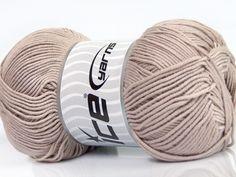 Fiber Content 50% Bamboo 50% Cotton Brand Ice Yarns Beige fnt2-44106 Baby Bamboo, Yarns, Fiber, Beige, Content, Home Decor, Decoration Home, Room Decor, Low Fiber Foods
