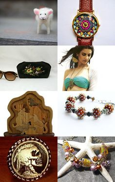 summer gift by Yana on Etsy--Pinned with TreasuryPin.com