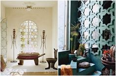 I absolutely adore Moorish architecture and Moroccan/Middle Eastern decor, style, design, etc. I find it sexy, I find it classic, I find it bohemian.... it's bohemian rhapsody!