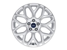 "Ford C-Max - Cerchi in lega 18"" a 8 razze a Y, argento sterling"