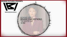Westworld Season 3, Broken Pictures, Conversation, Zero, Channel, Thankful, Presents, Watch, Store