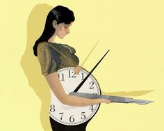 The pressure & timetable for C-sections
