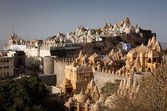 Shatrunjaya, Palitana | Flickr - Photo Sharing!