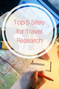 travel research