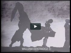 "This is ""William Kentridge, Shadow Procession"" by Pacific Operaworks on Vimeo, the home for high quality videos and the people who love them. Moving Pictures, Animation, Silhouette, Movie Posters, Character, Supper Club, Art, Theatre, Mixed Media"