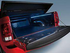 2009-2012 Dodge Ram 1500 BED RAIL CARGO LED LIGHTING SYSTEM MOPAR GENUINE OE NEW #MOPAR