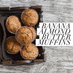 5 Ingredient Muffins - Whole 30 & 21 Day Fix Approved
