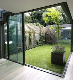 Courtyard Design Ideas for Modern Houses Interior We collect some good courtyard design ideas for you. You can choose one of the most suitable courtyard design ideas. Courtyard Design, Garden Design, Modern Courtyard, Indoor Courtyard, Courtyard Ideas, Patio Design, House With Courtyard, Small Backyard Design, Courtyard Gardens