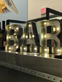Bar Lights Katalyst Bar Services Bar Decor