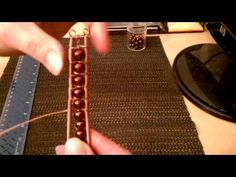 How to make a Copper Wire Wrapped Bracelet