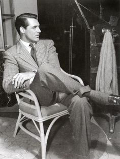 A MAN OF STYLE- Cary Grant