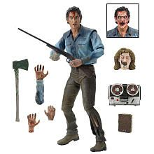 NECA Evil Dead 2 7 inch Scale Action Figure - Ultimate Ash