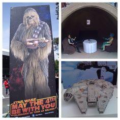Celebración del día de Star Wars en México
