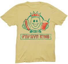 Papaya King Men's Yellow