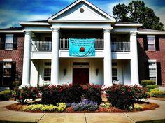 AOII Georgia Southern University. home sweet home!