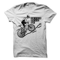 View images & photos of Never Give Up t-shirts & hoodies