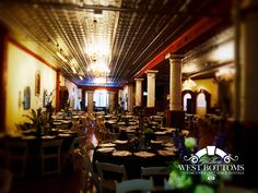 Historic West Bottoms Event Space located in the Street Bridge Historic District of Kansas City Missouri, the new Kansas City destination! Event Space Rental, Event Venues, Kansas City, Special Events, Theme Ideas, Wedding, Tractor, Building, Valentines Day Weddings