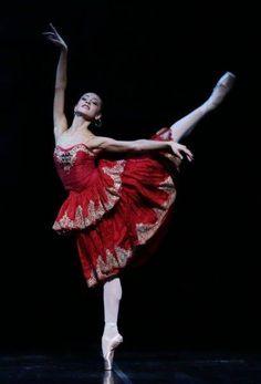 Nicoletta Manni in 'Don Quixote' Teatro alla Scala