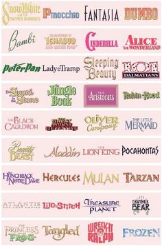 The classic Disney movies have made a huge comeback lately, which is totally awesome. I and other 90s kids love to rewatch these and reminisce about the good old days.