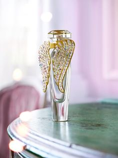 Our favorite fragrance gets a new set of Swarovski crystal wings! | Victoria's Secret Heavenly Luxe Eau de Parfum