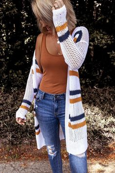 Que Sera Cardigan - Cardigans - Ideas of Cardigans Source by mynan outfits ideas Fall Winter Outfits, Spring Outfits, Autumn Winter Fashion, Casual Outfits, Fashion Outfits, Womens Fashion, Fashion Trends, Fashion Ideas, Fashion Tips