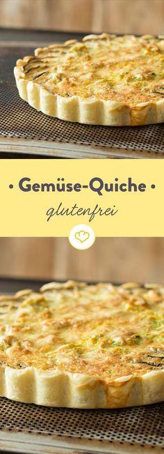 Mit diesem glutenfreien Mürbeteig kommen Tartes, Quiches und Kekse endlich auch bei Unverträglickeit wieder auf deinen Tisch.