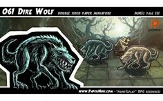 More templates (over200) on my patreon site Horse Wagon, Dire Wolf, Draft Horses, Red Dragon, Dungeons And Dragons, Troll, My Design, Beast, Creatures
