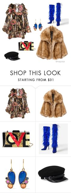 """""""Untitled #58"""" by nerdygets on Polyvore featuring Dundas, Diophy and Larkspur & Hawk"""