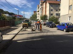 Lucrari premergatoare pentru asfaltarea strazii 1 Decembrie din Pascani Sport, Street View, Deporte, Sports
