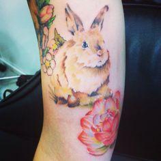 rabbit tattoo - Google Search