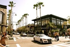 Los Angeles - The Grove.