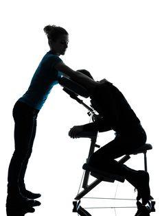 Le massage assis AMMA : une formation pour travailler partout...