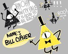 OH OH GRAVITY FALLS! by cadeee.deviantart.com on @deviantART