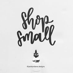 This holiday season. Support small business for the most thought out, love filled gifts ❤️💚💛 . . . #makersgonnamake #shopsmall #makercommunity #etsy #simplealphabets #letteringleague #calligrafriends #handletteringpractice #brushlettering #brushpens #paintpens #smallbusiness #graphicdesign #logo #freehand #holidayseason #goodtype #50words #typespire #designer #homedecor
