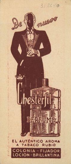 Chesterfil Perfume