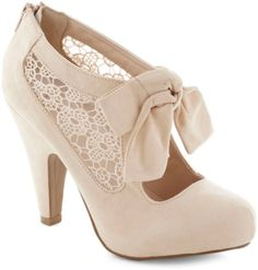 Behold in High Regard Heel - Lyst need these for Amanda's prom dress.