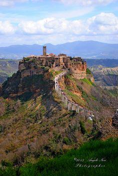 The city that dies - La città che muore | Civita di Bagnoregio, Lazio Italy