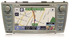 Myron & Davis NV8TCM1 2008-2011 Toyota Camry In-Dash Navigation System by Myron & Davis. $1292.77. This system is a multi functional Audio/Video entertainment system with a user interface that is easy to use. This Audio/Video system combines a 8 inch touch screen, slot load DVD player with VCD/CD/MP3/MPEG-4/WMA and JPEG playback capabilities, AM/FM radio, Navigation, Bluetooth with A2DP music streaming, Optional TV tuner, Satellite ready,USB multimedia port and is...