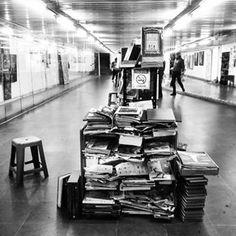 Passagem Literária da Consolação. | 10 passeios subterrâneos que vão tornar SP muito mais interessante