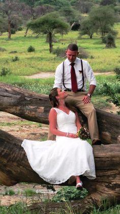 Wedding in Tarangire