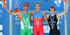 The XTERRA World Championship should see another tight battle between these three.
