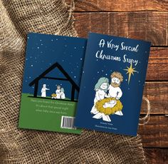 A Very Special Christmas Story | Netties Expressions